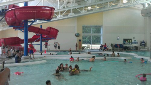 EPCC Pool